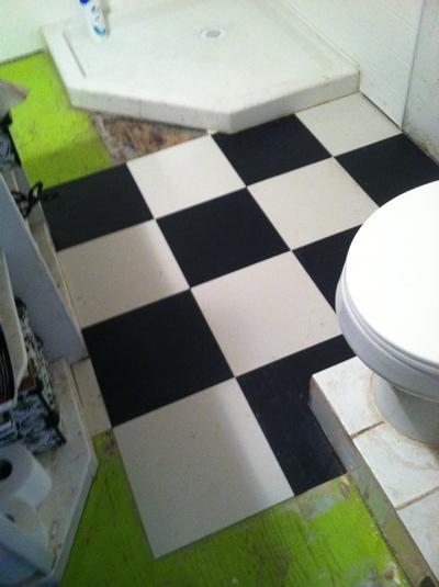Another Bathroom Update